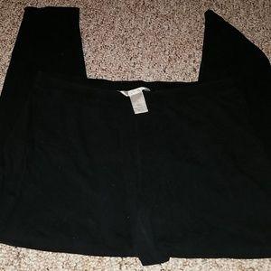 Lauren conrad black leggings